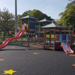 Requalificação dos parques infantis