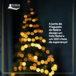 Mensagem de Natal e Bom Ano