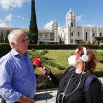 Entrevista Antena 1: Brasões Florais da Praça do Império